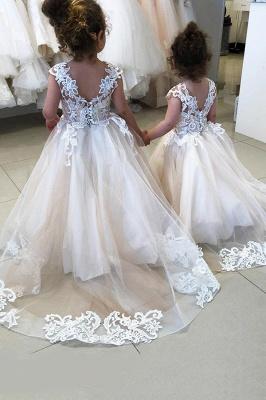 Schöne Blumenmödchenkleider Günstig | Kinder Hochzeitskleider