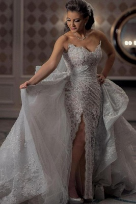 Luxury Wedding Dresses A Line Lace | Gorgeous Wedding Dresses Online