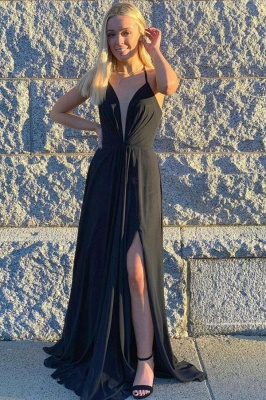 Black Evening Dresses Long | Evening wear online