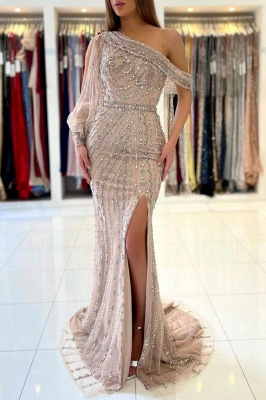 Luxus Prom Dresses With Sequins | Sparkly Prom Dress online