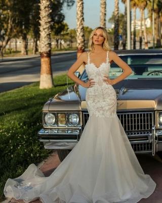 Designer Hochzeitskleider Meerjungfrau | Brautkleider Günstig Online_2