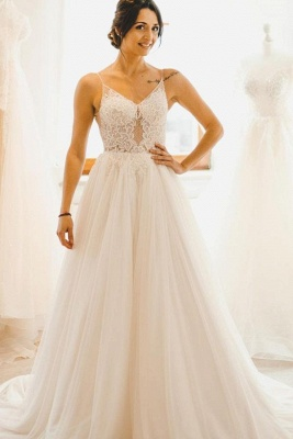 Designer Wedding Dresses A Line | Wedding dresses tulle lace
