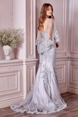 Luxus Abendkleider Lang Spitze   Abiballkleider Online Kaufen_2