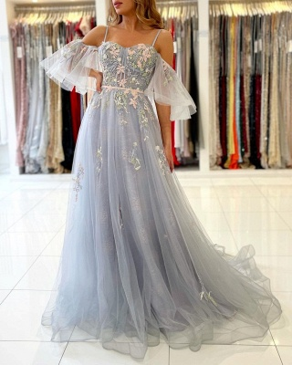 Schöne Abendkleider Lang Günstig   Abiballkleider Online_2