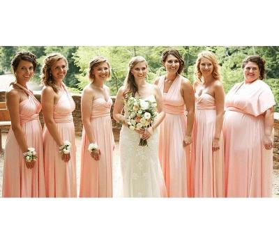 Wandelbare Boho Brautjungfernkleider   Kleider Für Brautjungfern_2
