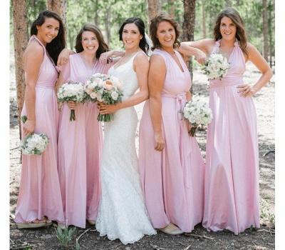 Günstige Brautjungfernkleider Rosa | Kleider für Brautjungfern