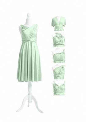 Mint Grün Wandelbare Brautjungfernkleider Lang | Kleider Für Brautjungfern_5