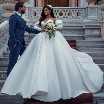Designer wedding dresses princess | Wedding dresses cheap online_4
