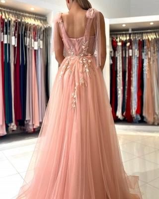 Elegante Abendkleider Lang Günstig | Blush Abiballkleider Online_6