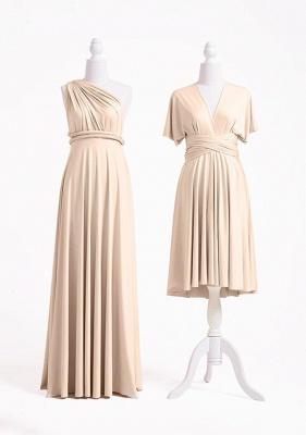 Cheap Bridesmaid Dresses Long Convertible   Bridesmaid dress_2