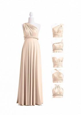 Cheap Bridesmaid Dresses Long Convertible   Bridesmaid dress_4