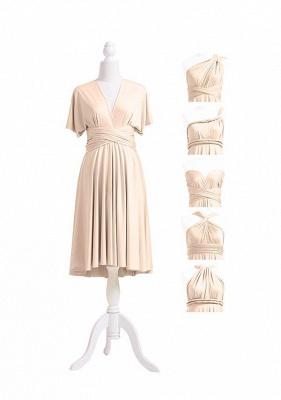 Cheap Bridesmaid Dresses Long Convertible   Bridesmaid dress_5