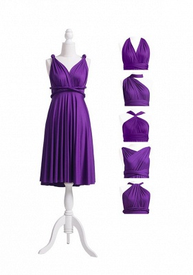 Wandelbare Brautjungfernkleider Pastell | Kleider für Brautjungfern_5