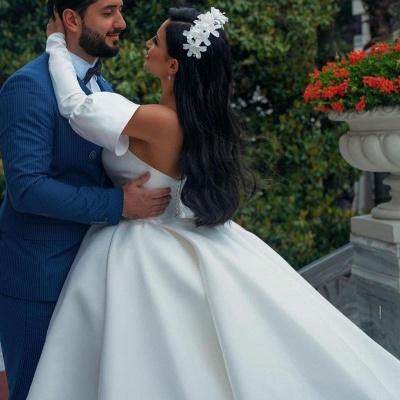 Designer wedding dresses princess | Wedding dresses cheap online_3
