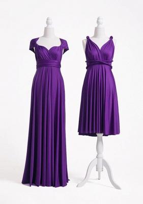 Wandelbare Brautjungfernkleider Pastell | Kleider für Brautjungfern_2