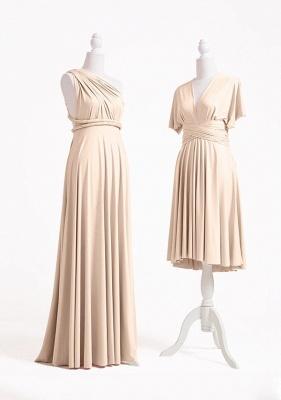 Cheap Bridesmaid Dresses Long Convertible   Bridesmaid dress_3