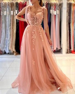 Elegante Abendkleider Lang Günstig | Blush Abiballkleider Online_2