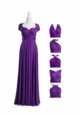 Wandelbare Brautjungfernkleider Pastell | Kleider für Brautjungfern_4