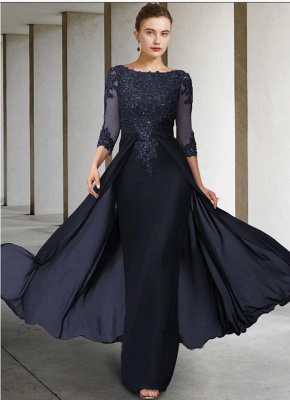 Vintage Mother of the Bride Dresses With Sleeves | Dresses for mother of the bride long_4