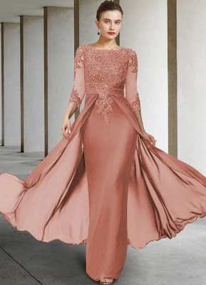 Vintage Mother of the Bride Dresses With Sleeves | Dresses for mother of the bride long_6
