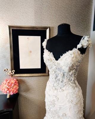 Luxus Brautkleider Meerjungfrau | Hochzeitskleider Spitze_3