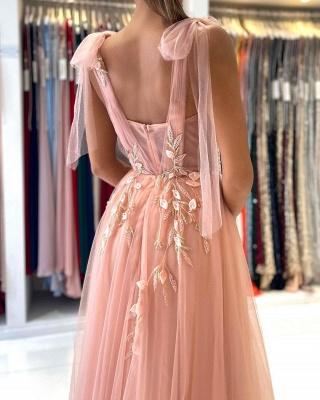 Elegante Abendkleider Lang Günstig | Blush Abiballkleider Online_5