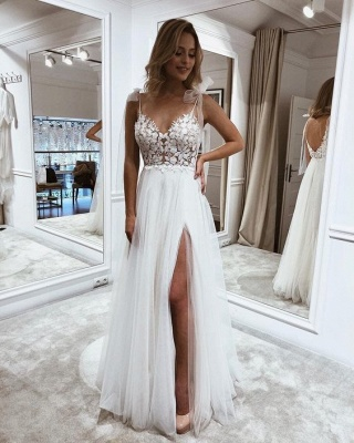 Simple wedding dresses with lace | Buy cheap wedding dresses_2