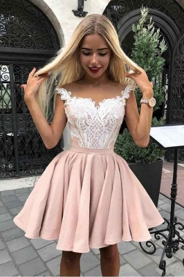 Fashion Cocktailkleider Kurz | Abiabllkleider Abendkleider Online_2