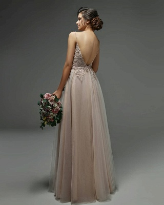 Simple wedding dress with lace   Wedding dresses shift dresses_2