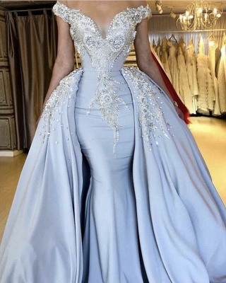 Luxury Evening Dresses Long Cheap | Prom dresses with glitter_2