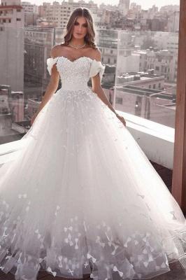 Luxus Hochzeitskleider A Linie | Brautkleider Brautmoden Online Kaufen_1