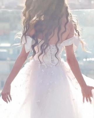 Luxus Hochzeitskleider A Linie | Brautkleider Brautmoden Online Kaufen_4