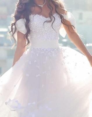 Luxus Hochzeitskleider A Linie | Brautkleider Brautmoden Online Kaufen_5