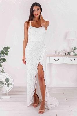 Schlichtes Hochzeitskleid | Brautkleider Meerjungfrau Spitze