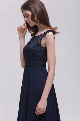 Simple evening dress | Evening wear prom dresses long cheap_7
