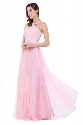 Evening dress long pink | Cheap prom dresses online_7