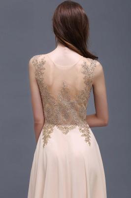 Designer Evening Dresses Long Cheap | Evening wear gold_6