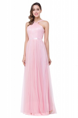 Evening dress long pink | Cheap prom dresses online_4