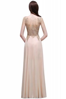 Designer Evening Dresses Long Cheap | Evening wear gold_5