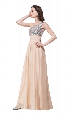 Evening dresses long glitter | Simple evening wear online_6