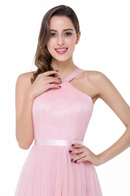 Evening dress long pink | Cheap prom dresses online_10