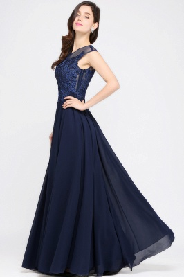 Elegant evening dresses long | Simple evening wear_7