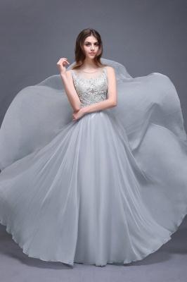Simple evening dresses long cheap | Elegant dresses party dresses_1