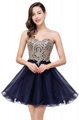 Cocktail dresses black | Evening dresses short prom dresses_4