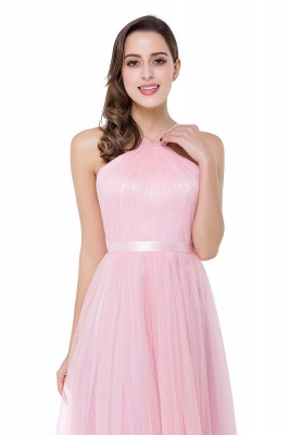 Evening dress long pink | Cheap prom dresses online_9