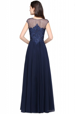 Elegant evening dresses long | Simple evening wear_3