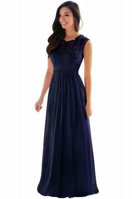 Beautiful evening dresses with lace | Prom dresses long cheap_11