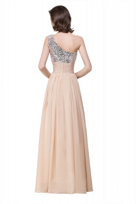 Evening dresses long glitter | Simple evening wear online_4