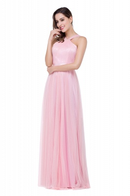 Evening dress long pink | Cheap prom dresses online_5