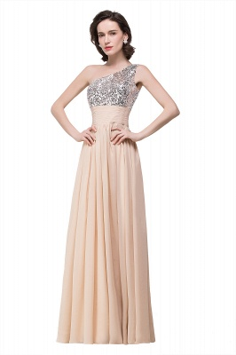 Evening dresses long glitter | Simple evening wear online_5